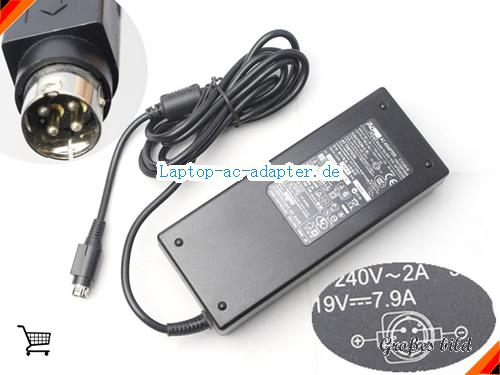 ACBEL APL3AD25 adapter, 19V 7.9A APL3AD25 Notebook Netzteile, ACBEL19V7.9A150W-4PIN