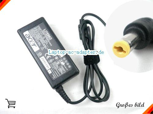 ACER 25.10064.04 adapter, 19V 3.42A 25.10064.04 Notebook Netzteile, ACER19V3.42A65W-5.5x1.7mm-RIGHT-ANGEL