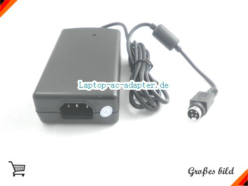 NAS PROMISE NS4600 adapter, 12V 6A PROMISE NS4600 Notebook Netzteile, LS12V6A72W-4PIN