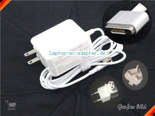 APPLE A1369 adapter, 14.5V 3.1A A1369 Notebook Netzteile, UN14.5V3.1A45W-Wall-A450L-W